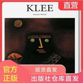 Klee 克利 艺术作品集/英文原版现货 Taschen【Basic Art】系列