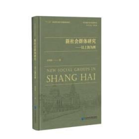 新社会群体研究:以上海为例