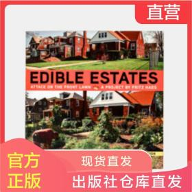 Edible Estates: Attack on the Front Lawn  攻击前面的草坪