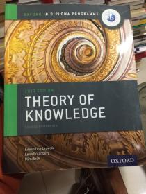 Theory of Knowledge (2013 Edition) (Oxford IB Diploma Programme) 英文原版