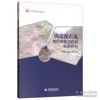 正版新书 沟道泥石流堆积体复活启动机制研究(青年学者科技专著系