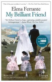 英文原版 那不勒斯四部曲套装 HBO我的天才女友 Elena Ferrante: