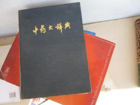 中药大辞典(上册)