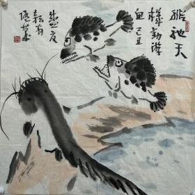 薛志耘花鸟