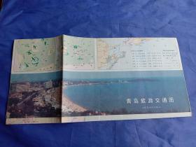 青岛旅游交通图