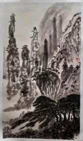 雷正民(中国美术家协会会员 、曾任中国美术家协会书记处常务书记)。
