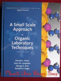 A Small Scale Approach to Organic Laboratory Techniques(英语原版 精装本)有机实验室技术的小规模方法
