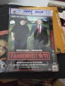 DVD 华氏911