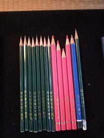 铅笔(带有?全国人民代表大会″″人民大会堂″字样)18元一支。