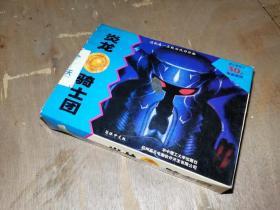 炎龙骑士团1代稀有大陆电脑游戏光盘