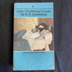 【英文原版小说】LADY CHATTERLEY'S LOVER查太莱夫人的情人 BY D.H.Lawrence