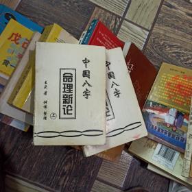 中国八字命理新论 上下