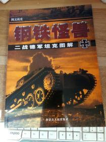 钢铁怪兽 二战德军坦克图解