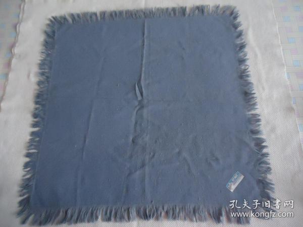 北京第二织带厂长城牌围巾
