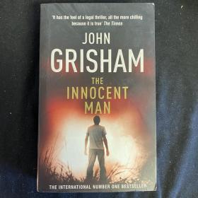 【英文原版小说】THE INNOCENT MAN by JOHN GRISHAM