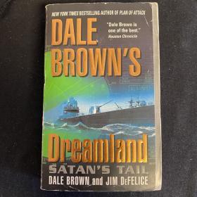 【英文原版小说】Dreamland satan's tail BY Dale Brown's