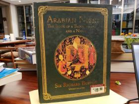 Arabian Nights: the Book of a Thousand Nights and a Night (Unexpurgated)