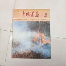 日文版《中国画报》1987年8期 详细见图