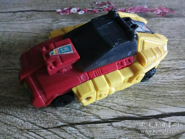 变形金刚 头领战士 汽车人 八十年代怀旧玩具