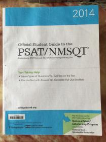 2014 Official Student Guide to the PSAT/NMSQT Preliminary SAT/National Merit Scholarship Qualifying Test