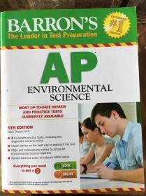BARRON'S AP Environmental Science  5th edition
