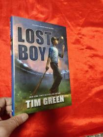 Lost Boy     (小16开,硬精装) 【详见图】