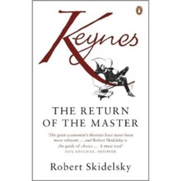 Keynes 凯恩斯传