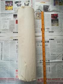 库存约八十年代四尺老宣纸80张,特价