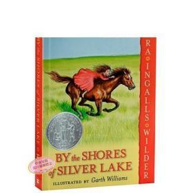 小木屋的故事系列4册 英文原版The Long Winter漫长的冬季 梅溪河