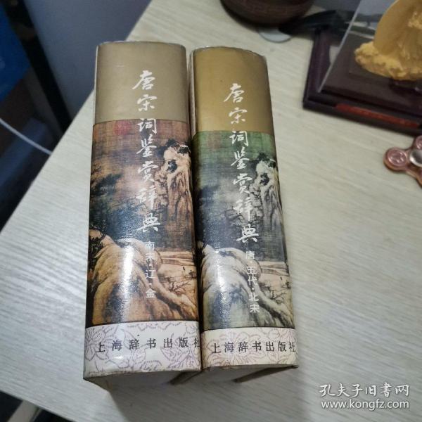 唐宋词鉴赏辞典:南宋·辽·金