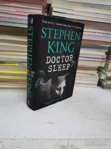 Doctor Sleep(精装正版,16开厚本)