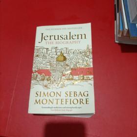 Jerusalem. Simon Sebag Montefiore 英文原版  品佳