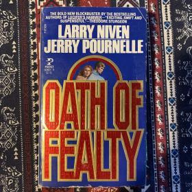 【英文原版小说】OATH OF FEALTY by Larry Niven and Jerry Pouruelle
