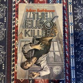 【英文原版小说】THE EURO-KILLERS by Julian Rathbone