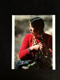 """藏族老照片——《想往远方》白沙杯首届中国青年""""我心飞翔""""动感摄影大赛参赛作品"""