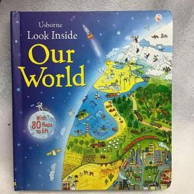 Look Inside Our World厄斯本看真点:我们的世界 英文原版