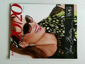 20/20 Magazine 2015/03 FACEBOOK 原版时尚眼镜可用样板间道具杂志