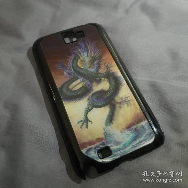 3D龙图腾手机护盖