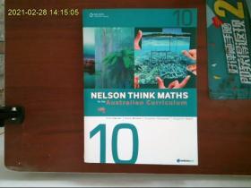 【外文原版】 NELSON THINK MATHS for the Australian Curriculum 10