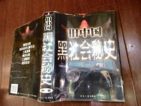 旧中国黑社会秘史 中卷