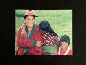 藏族老照片——《陌生人前》白沙杯首届中国青年我心飞翔动感摄影大赛参赛作品