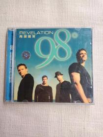 CD  98合唱团新世纪再现风采