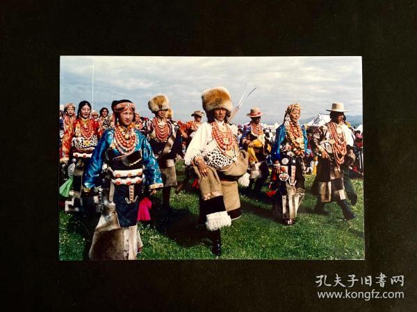 藏族老照片——《展示》白沙杯首届中国青年我心飞翔动感摄影大赛参赛作品