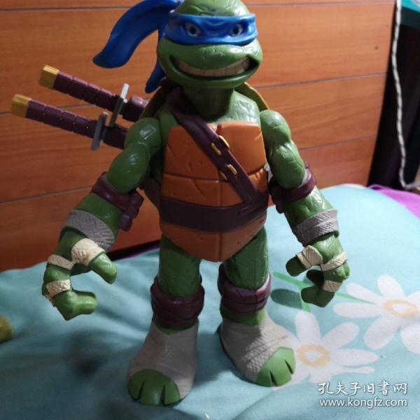 忍者神龟模型