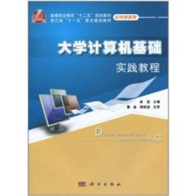 大学计算机基础实训教程 鲁金,胡炬波著,吴坚 编 9787030300799