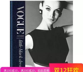 原版 Vogue Essentials: Little Black Dress Vogue 的小黑裙