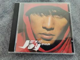 CD 周杰伦 范特西  盘码CA305  拆封 美卡正版