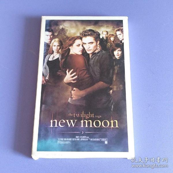 new   moon——明信片30张