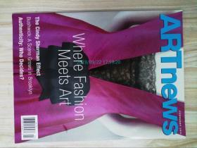 ARTnews 2012/02 藝術新聞美術油畫攝影水彩畫創意設計外文雜志