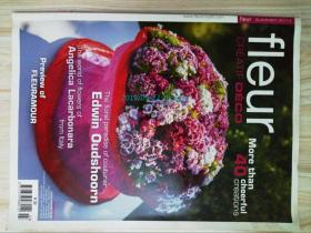 Fleur Creatif (magazine )2014/夏 插花藝術花卉裝潢和花卉設計